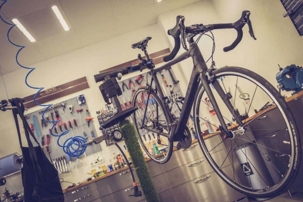 Dónde reparar tu bicicleta en Valencia